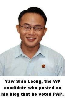 An Open Letter to Low Thia Khiang and Sylvia Lim on the Yaw Shin ...