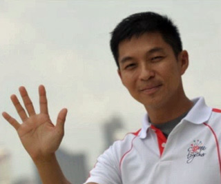 Disingenuous of Tan Chuan-Jin to accuse others of running down.